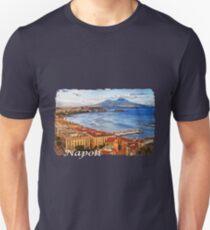 The gulf of Naples Unisex T-Shirt