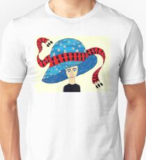 1930's English Hat Unisex T-Shirt
