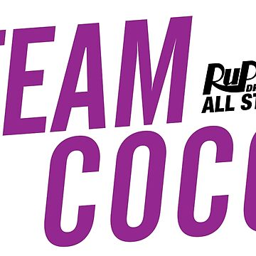 Coco Montrese  - RuPaul's Drag Race All Stars 2 by ieuanothomas22