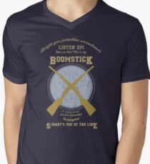 The Boomstick Academy Men's V-Neck T-Shirt