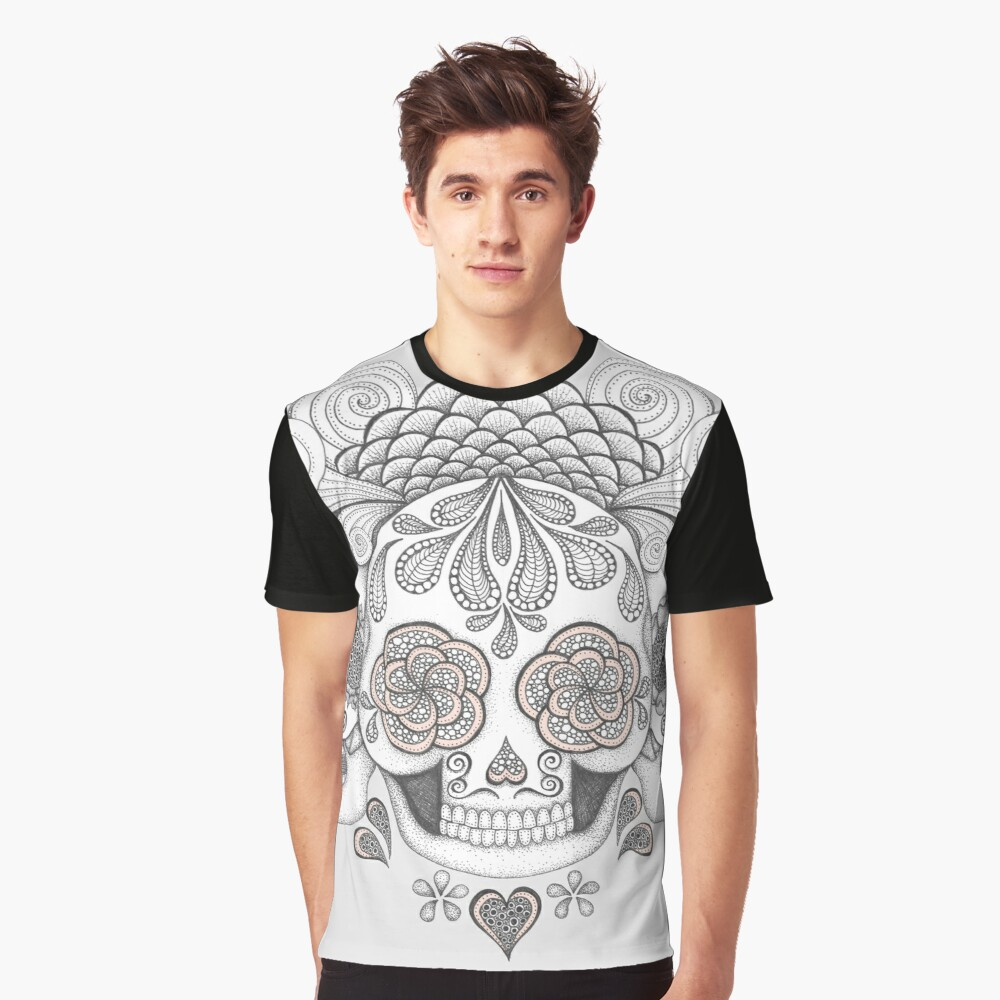 Paisley Parade Graphic T-Shirt