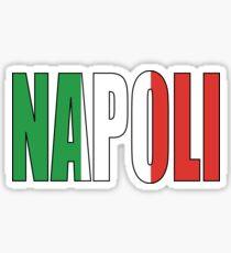 Pegatina Napoli.