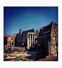 Forum Of Nerva Photographic Print