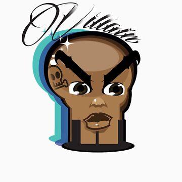 Villain by luxbilt