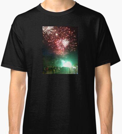 Fireworks Display Classic T-Shirt