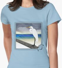 American Great Egret T-Shirt