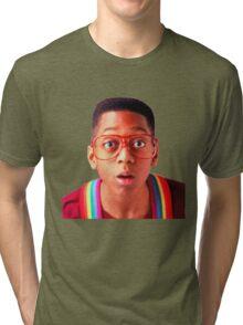 Steve Urkel Tri-blend T-Shirt
