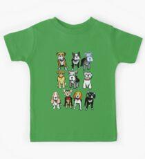 Cutout DOGS Kids Clothes