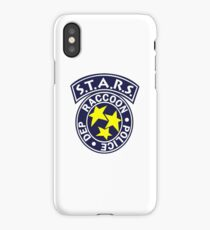 License To Kill-  Official S.T.A.R.S Bravo Police Badge iPhone Case/Skin