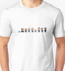Yonderland Cartoons Unisex T-Shirt