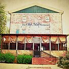 """""""The Old Mill Restaurant""""... prints and products by Bob Hall©"""