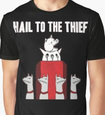 Hail to the Thief Graphic T-Shirt