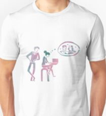 fangirl rainbow rowell Unisex T-Shirt