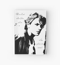 River Phoenix Quote Hardcover Journal