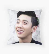 Bang Yongguk Throw Pillow