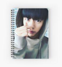 Daehyun Spiral Notebook