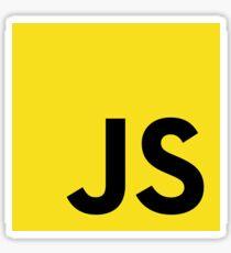 Javascript Logo Sticker