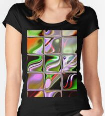 In The Zone Women's Fitted Scoop T-Shirt