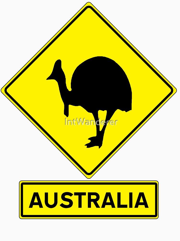 AUSTRALIA - CASSOWARY by NewNomads