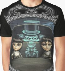 Hitchhiking Ghost Graphic T-Shirt