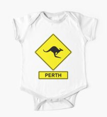 Perth, Western Australia - Kangaroos Gone Wild Kids Clothes