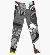 Miata FightBot - War Crime Edition. Leggings