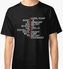 Wynonna Earp - Concept Logo ; Classic T-Shirt
