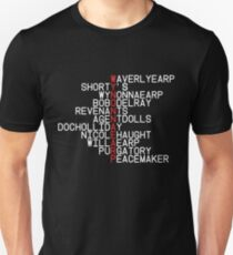 Wynonna Earp - Concept Logo ; Unisex T-Shirt