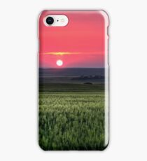 Day's End Out West iPhone Case/Skin