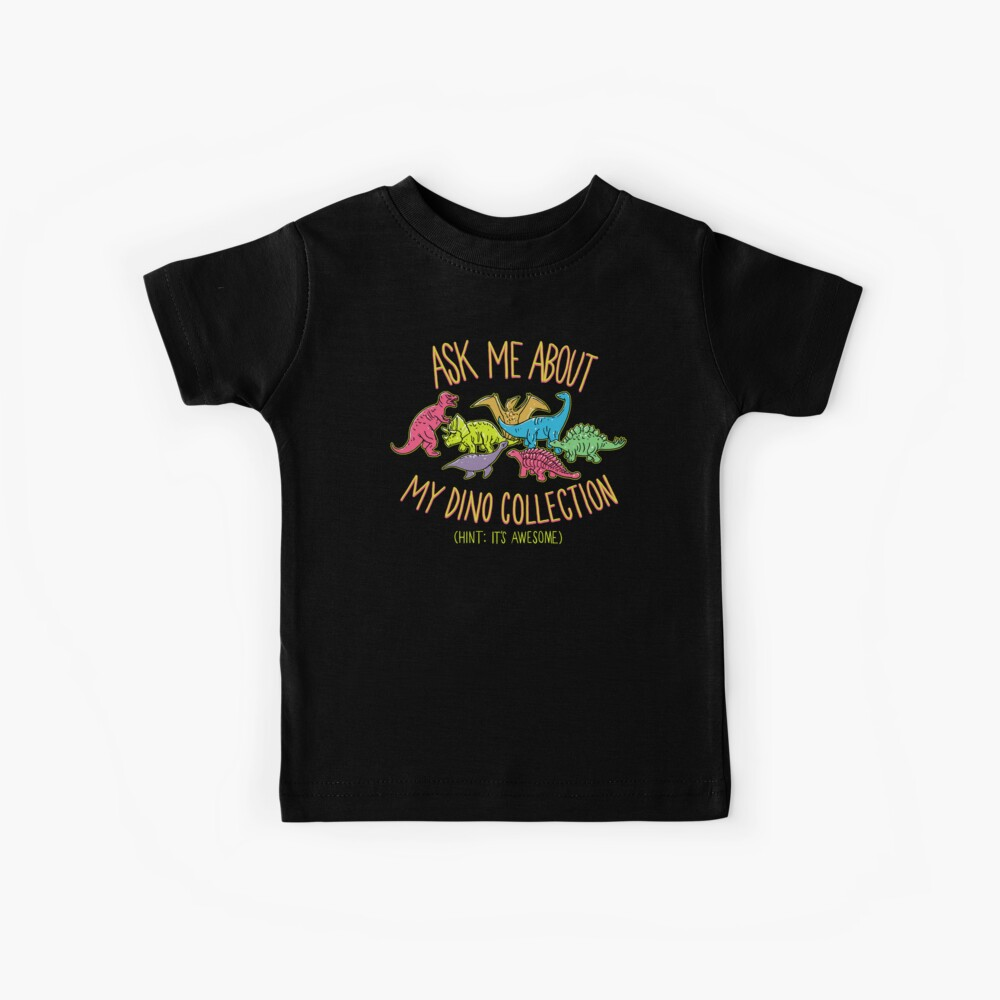 Dino Collection Kids T-Shirt