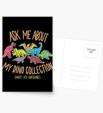 Dino Collection Postcards