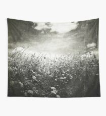 Counting Flowers Like They Were Stars Wall Tapestry