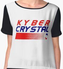 Kyber Crystal Chiffon Top
