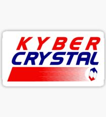 Kyber Crystal Sticker