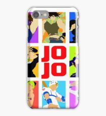 JoJo's Bizarre iPhone Case/Skin