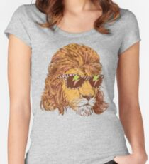 King Of The '80s Women's Fitted Scoop T-Shirt