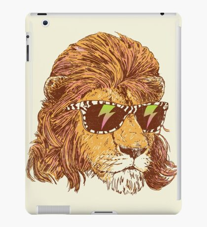 King Of The '80s iPad Case/Skin