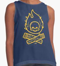 Camp or Die Sleeveless Top