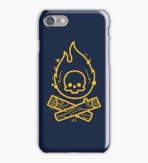 Camp or Die iPhone Case/Skin