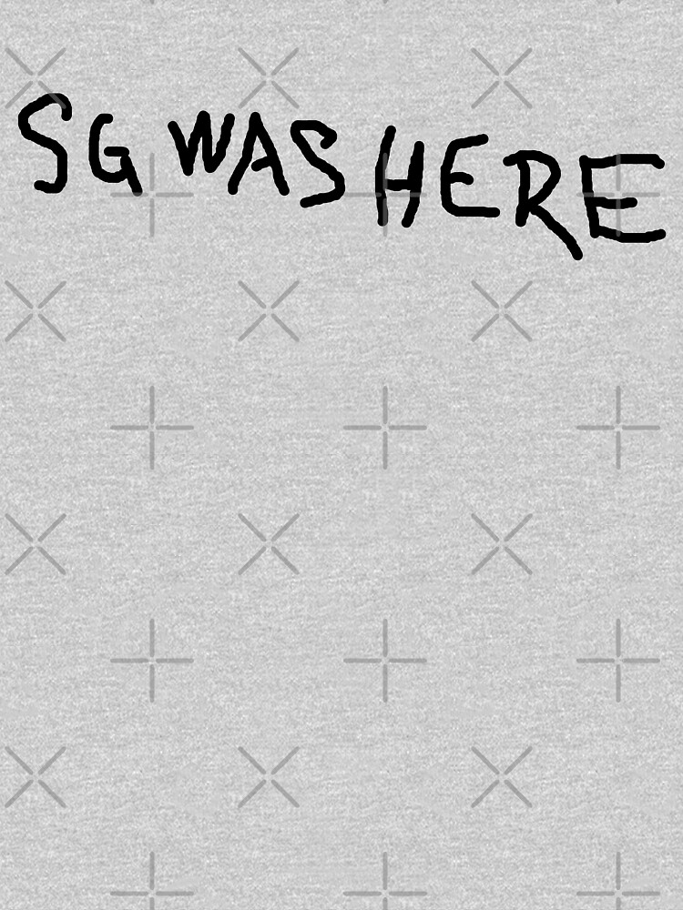 SG WAS HERE by Minuik
