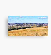 Crookwell Canvas Print