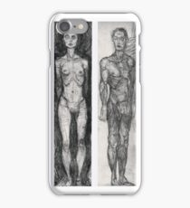 Adam & Eve iPhone Case/Skin