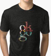 OK Los, alle vier Alben Vintage T-Shirt