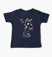 Astrology - Capricorn Baby Tee