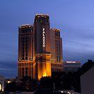 Palazzo Las Vegas by urbanphotos