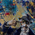 Mos Def Tribute by portraitbyflora