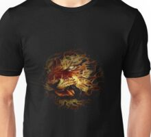 ~ Flaming Tiger ~ Unisex T-Shirt
