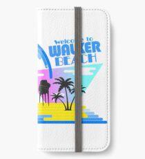 Welcome to Walker Beach iPhone Wallet/Case/Skin