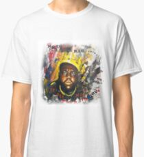 Biggie Tribute Classic T-Shirt