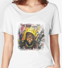 Biggie Tribute Women's Relaxed Fit T-Shirt